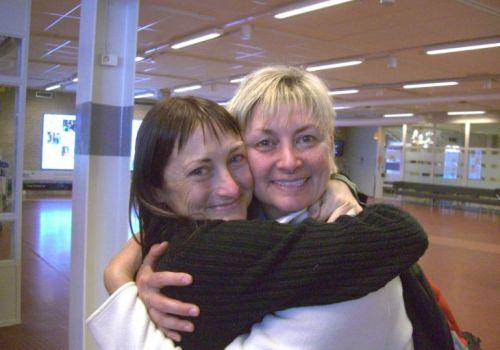 Mom Plus Sweden Equals Heart