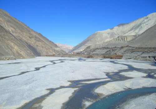 Jomsom Area and Annapurna Sanctuary Trek – Day 1