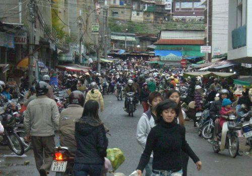 Photo Gallery – Dalat Market