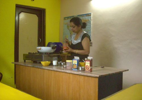 Northern Indian Cooking Class – Recipe 1