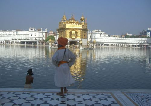 Home of the Sikhs