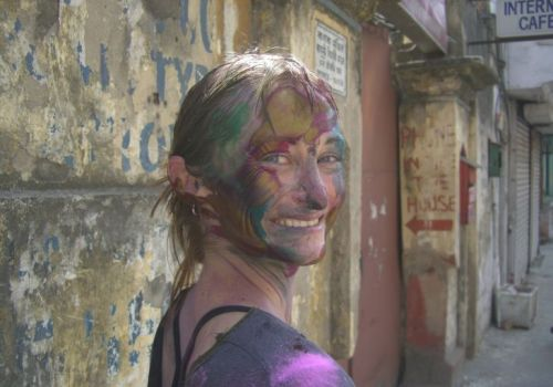 Color Color Everywhere – Holi Festival 2010
