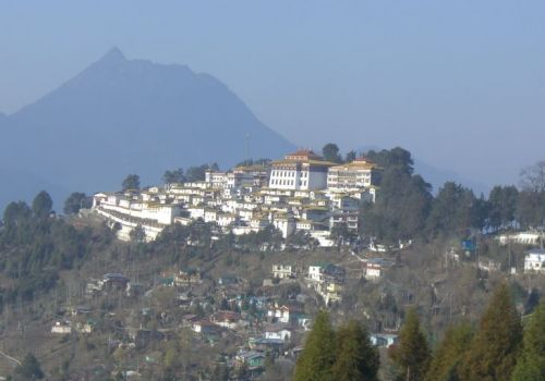 Tawang Valley
