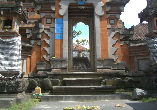 Balinese Architecture