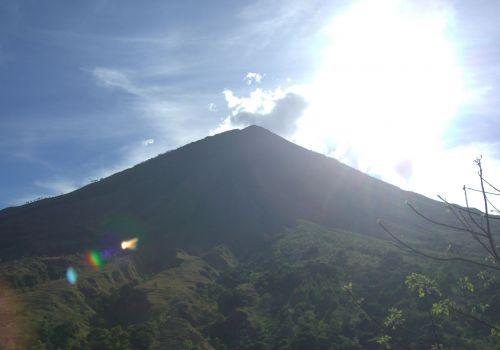 Gunung Inirie Trekking Report