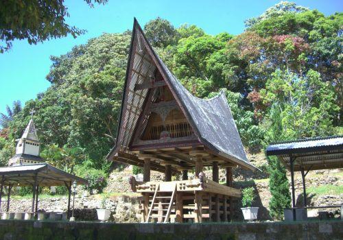 Batak Architecture
