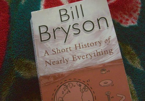 Book Report – A Short History of Nearly Everything