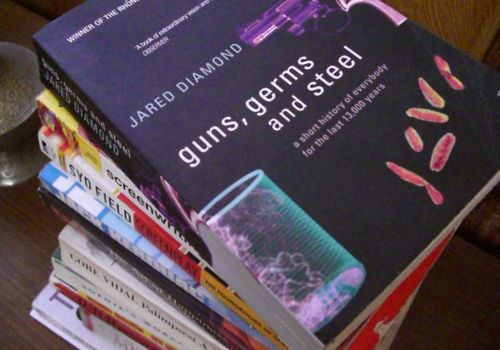 Book Report: Jared Diamond's 'Guns, Germs and Steel'