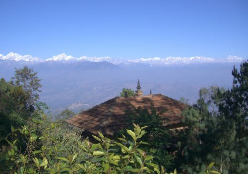 Nagarkot – a View with a Room