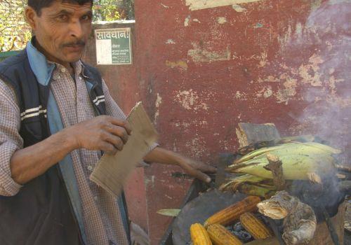 Street Food: Nepali Style