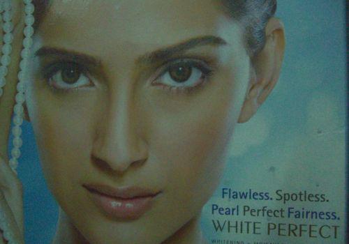Pale Skin is Sweet