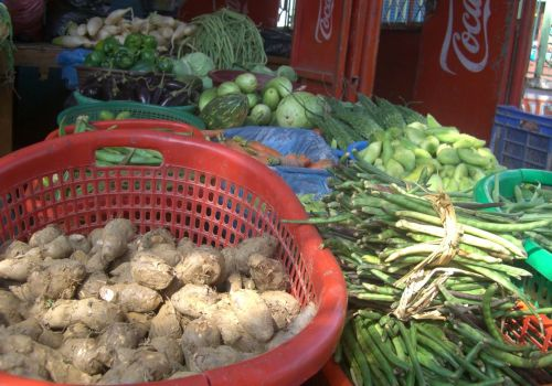 Kathmandu Expat move #1 – Figuring Out How to Buy Food