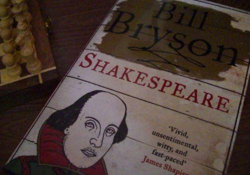Book Report – Bill Bryson's Shakespeare