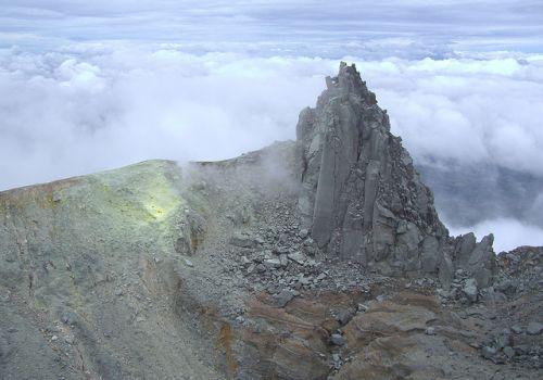 Volcano Eruption in Indonesia!