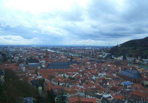 Heidelberg Fly-by