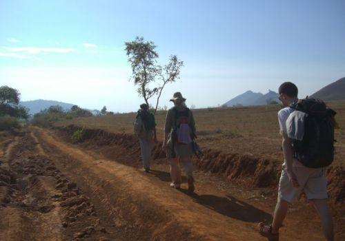 Trekking Report: Kalaw to Inle Lake