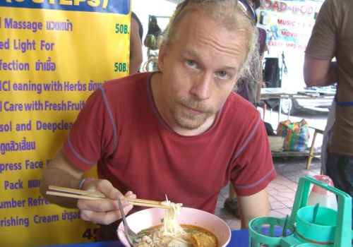 A Day in the Life of a Bangkok Eater