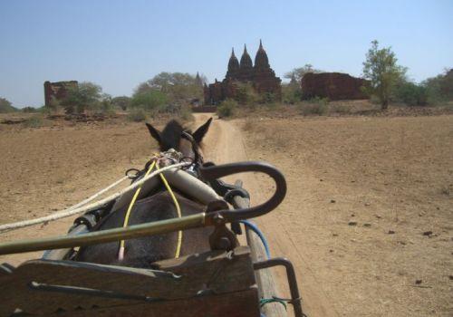 Exploring Bagan, Indie Style