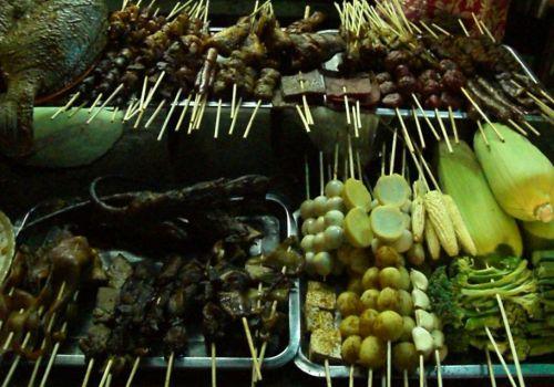 Yangon Street BBQ