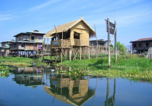 Inle Lake – One of Myanmar's Big Four