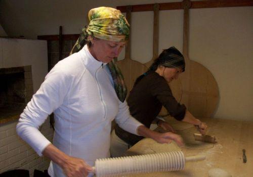 Baking Bread Sangis Style