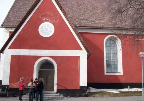 The Church of Kalix