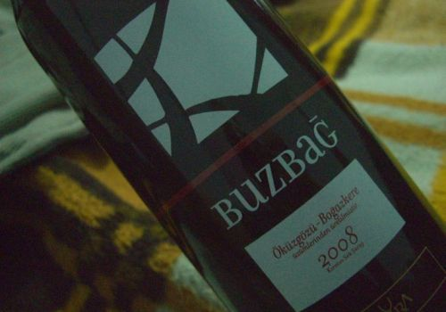 Turkish Wine: A Couple of Tasting Notes
