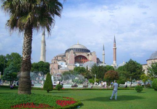 Hagia Sofia Walk-through