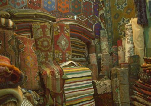 Buying a Carpet in Turkey: A Competitive Girl's Adventure