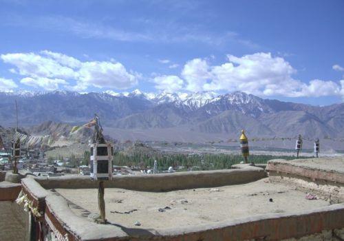 Trouble in Ladakh