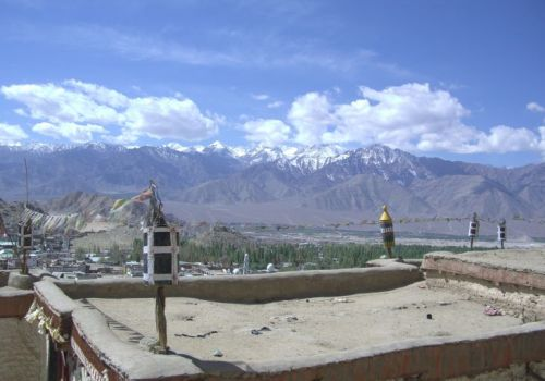 Trouble in Ladakh