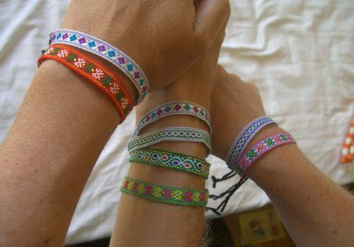 Sucker bracelet update