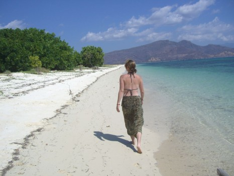 Finding paradise in Maumere, Indonesia