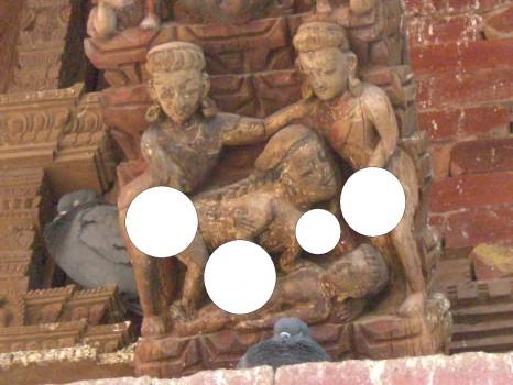 Temple porn