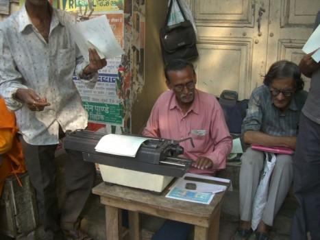 Street typing in Kolkata