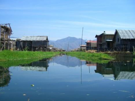 inle lake suburb