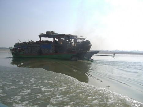 irrawaddy boat