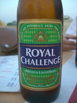 royal challenge beer